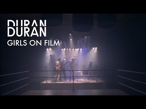 Клип Duran Duran - Girls on Film