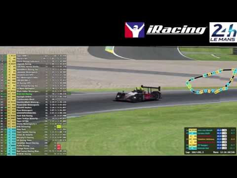 iRacing 24 Hours of Le Mans #2