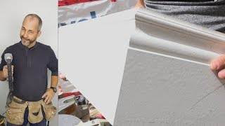 How to Mitre Baseboard Trim Perfectly