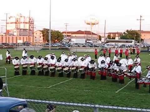 Hawthorne Caballeros Alumni, Drum Solo, Wildwood, 6-6-14