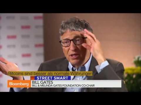 Bill Gates über Bitcoin! Warum Bitcoins kaufen?
