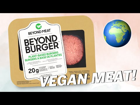 Is Vegan Meat ACTUALLY BETTER for The ENVIRONMENT?  | LIVEKINDLY