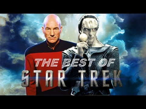The BEST of STAR TREK (Podcast Special)