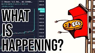 WHAT JUST HAPPENED TO BITCOIN?! ⚠️⚠️⚠️