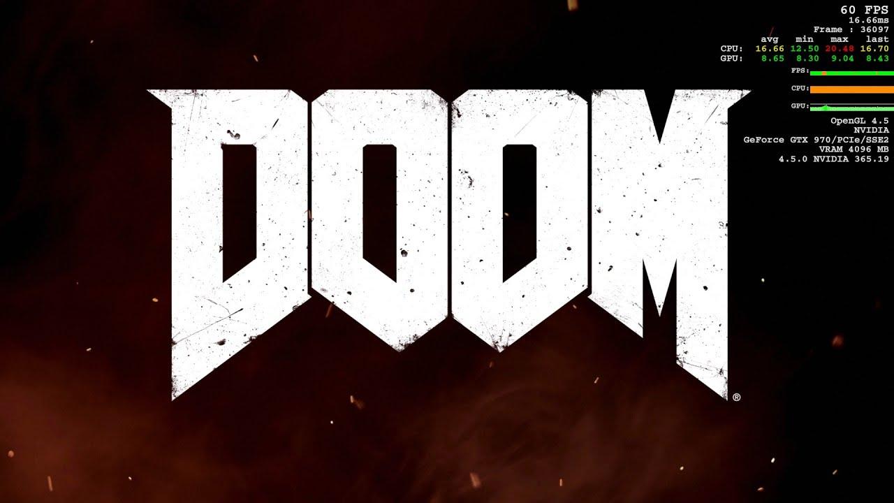 Doom opengl секреты