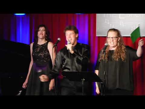 Let Your Freak Flag Fly sung by Barbara Heller and Friends Taped Live at Vitellos