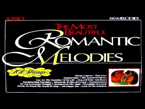 101 Strings Orchestra   The Most Beautiful Romantic Melodies   Disc One