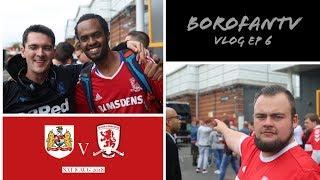 WE ABSOLUTLY WIPED THE FLOOR WITH THEM - BoroFanTV Vlog Episode 6 on BoroFanTV