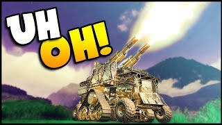 Crossout - UH OH? EVERYTHING HAS CHANGED! Thoughts? - Crossout Gameplay
