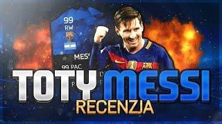 FIFA 16 TOTY MESSI recenzja