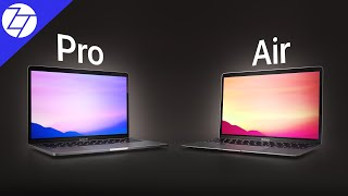 MacBook Air M1 (2020) vs MacBook Pro M1 (2020) - FULL Comparison
