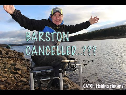 Barston Match Cancelled...Underbank Reservoir Calling!