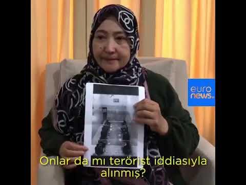 Doğu Türkistan Nazi Kamplarını anlattı - YouTube