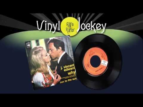 WHY - J. VINCENT EDWARD - TOP RARE VINYL RECORDS - RARI VINILI