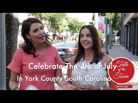 4th of July Events in York County SC