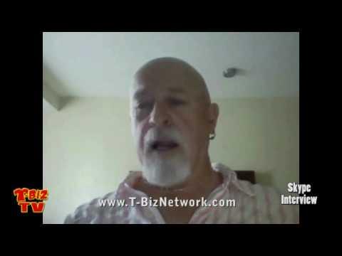 T-BizTV Charlie Taublieb interviewed by Scott Fresener