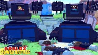 Roblox-trazer para fora o ZED-WAY OP em batalhas de torre