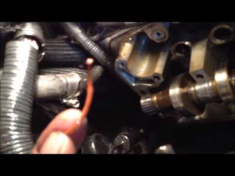 4 6 lifter valve noise restricted oil to right side head cam and lifters  YouTube