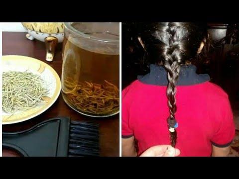 وصفة أكليل الجبل لتطويل الشعر بأسبوع الروزمارى لملا فراغات الشعر مع خبيرة التجميل مريم يحيى Youtube
