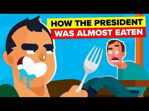 How The President Avoided Getting Eaten By Cannibals During WWII