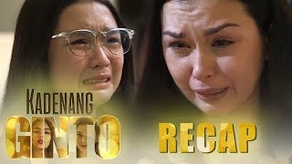 Kadenang Ginto Recap: Romina tells her dark past to Cassie
