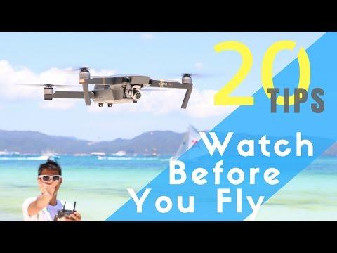 DJI Mavic Pro | ULTIMATE BEGINNERS GUIDE | Watch Before You Fly