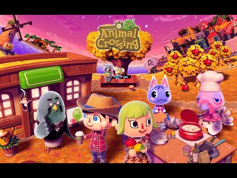 Relaxing Animal Crossing Music