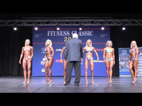 Fitness Classic 2017 - Body Fitness - Alle 163cm - Finaali