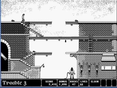Dark Castle Original Macintosh Version!