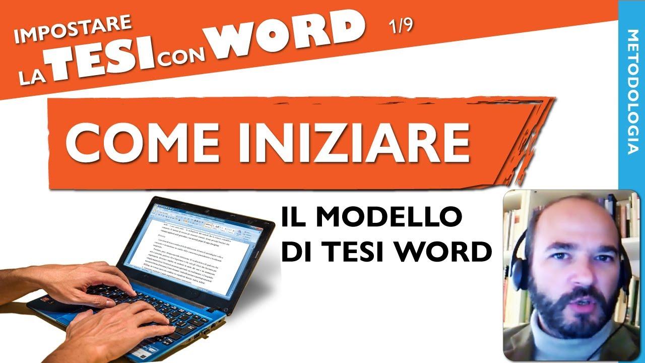 Bibliografia con Word per libri o laurea - Giorgio Pregnolato