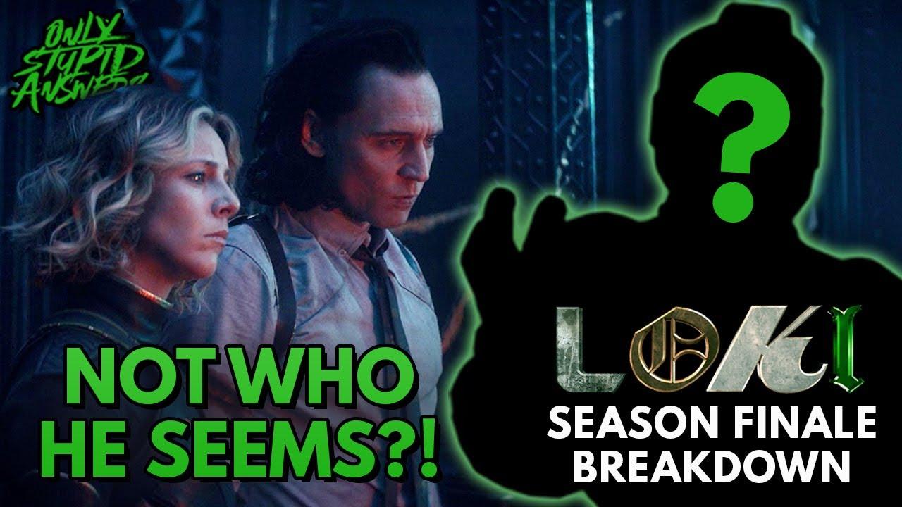 LOKI Finale Twist Explained! | Disney+ | Episode 6 Review + Breakdown