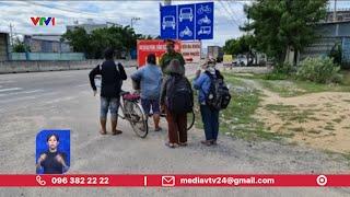 Hành trình yêu thương của 4 mẹ con đạp xe từ Đồng Nai về Nghệ An   VTV24