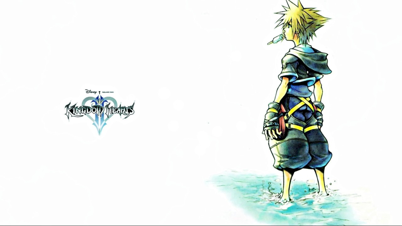 Animated Dearly Beloved Kingdom Hearts II Wallpaper - Wallpaper Engine