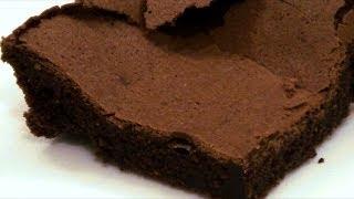 Шоколадный пирог без муки.