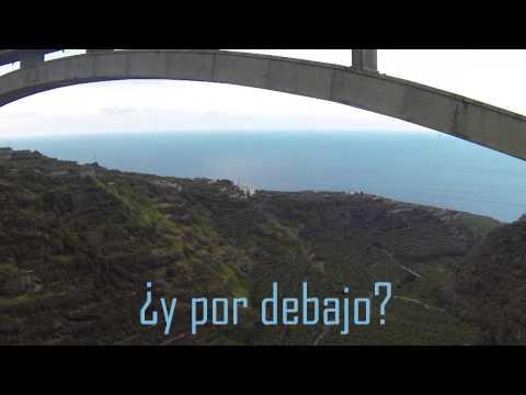 Puente de los Tilos - San Andrés y Sauces - Cielos de Canarias