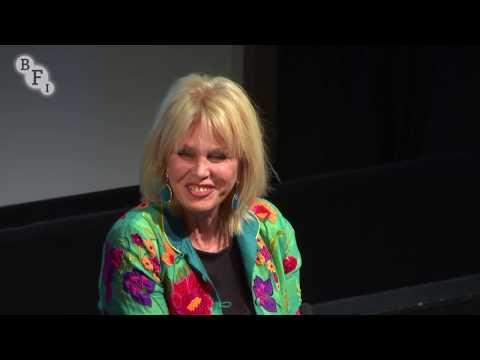 The BFI Radio Times TV festival: Joanna Lumley interview | BFI
