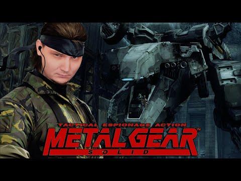 Metal Gear Solid 1 - 100% Durchgespielt!