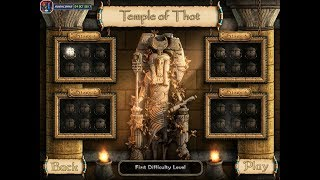 Ancient Quest of Saqqarah (2008, PC) - 03 of 42: Thot/Thoth (Level 01~12)[1080p60]