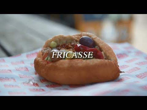 Mideast Eats: Fricasse