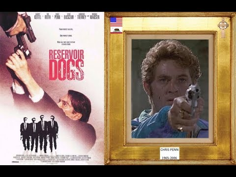 CHRIS PENN 19652006 reservoir dogs 1992