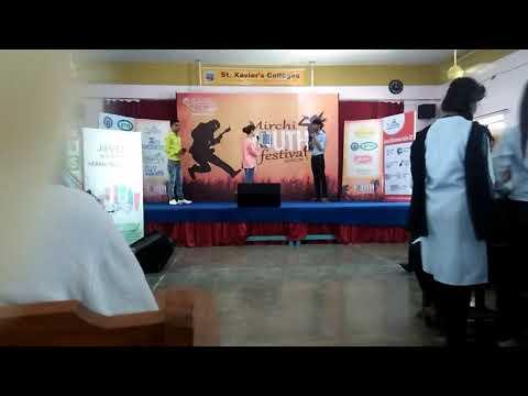 Robotics Dance on Dharmesh audition music ABCD 2.