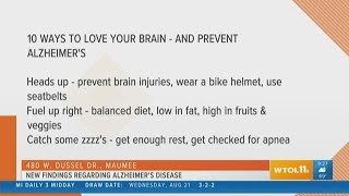 New findings on Alzheimer's disease