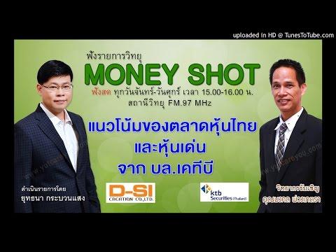 แนวโน้มของตลาดหุ้นไทย  และหุ้นเด่น จาก บล.เคทีบี (06/09/59-1)