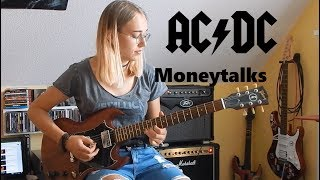 Moneytalks (AC/DC) Guitar Cover