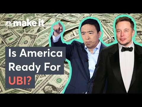 Is America Ready for Universal Basic Income?