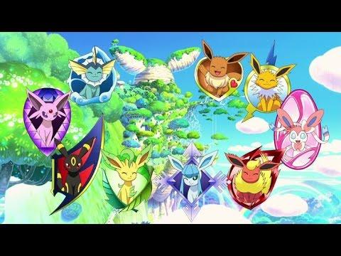 Pokémon  PK19 Eevee And Friends