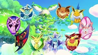 Repeat youtube video Pokémon  PK19 Eevee And Friends