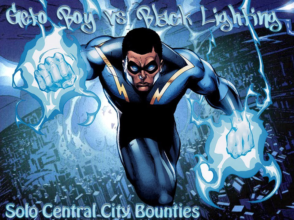 Dcuo Geto Boy Vs Black Lighting Cc Bounties Villain T4 Gear With Home Turf Mods And Etc