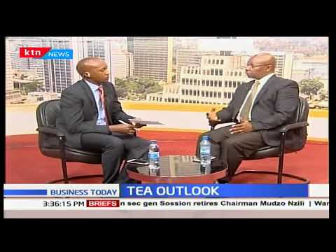 Business Today 13th November 2017 - Discussion on Kenya's Tea Industry