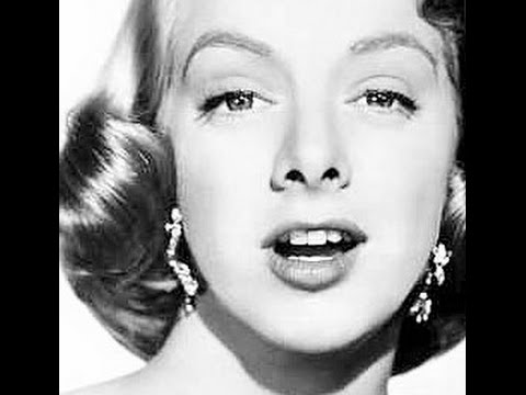 Rosemary Clooney - Harbor Lights ...with (Buddy Cole)